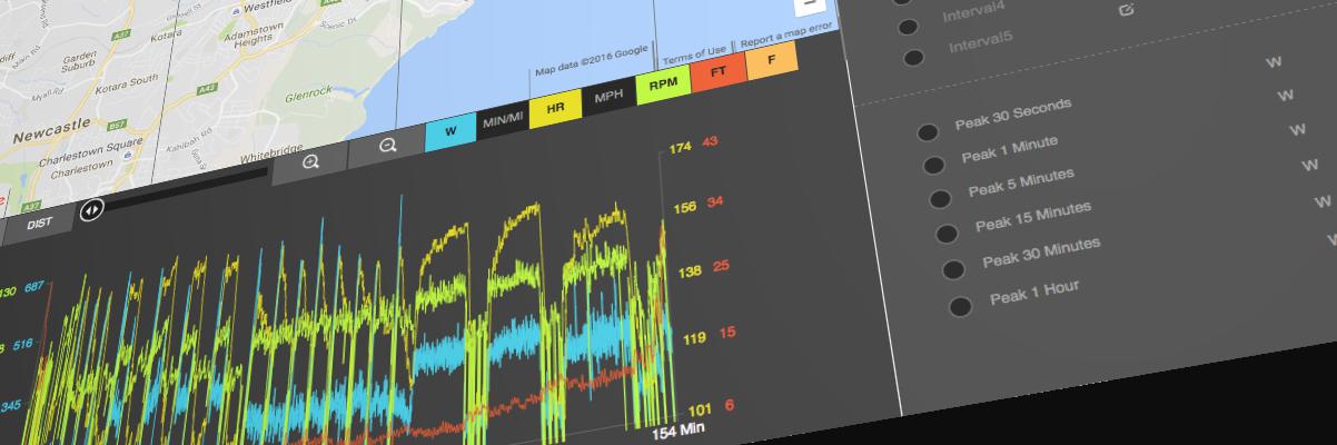 TriDot Triathlon training session detail